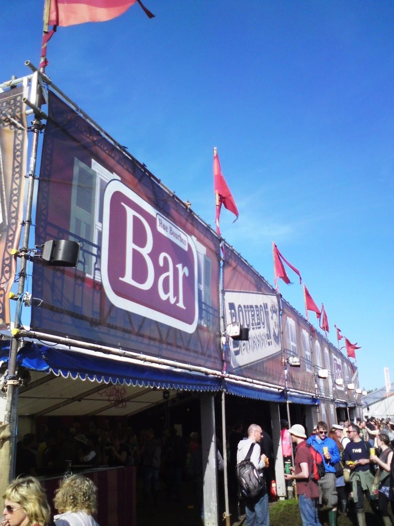 Bourbon Street, Glastonbury Festival