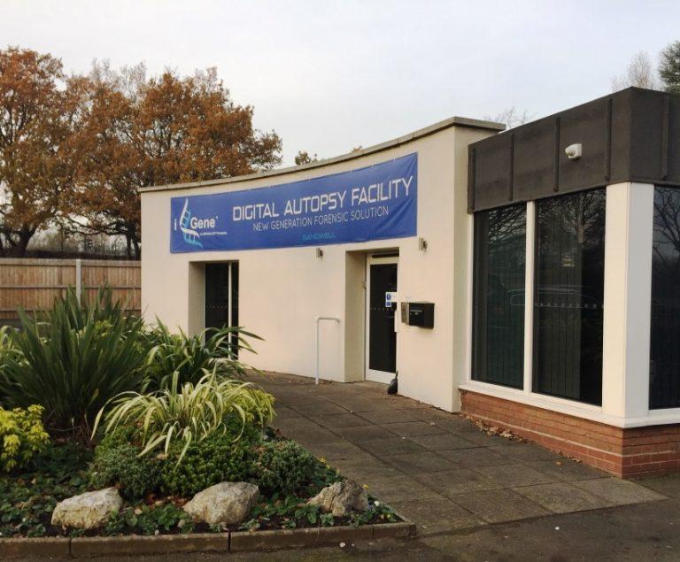 Digital Autopsy Facility, Sandwell