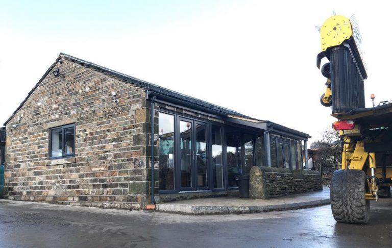 Farm Office, Huddersfield