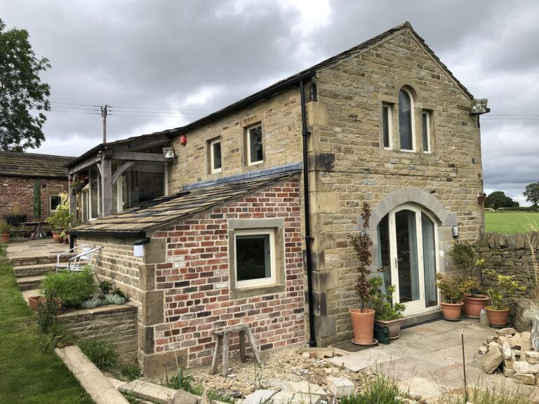 Listed Building Barn Conversion, Huddersfield